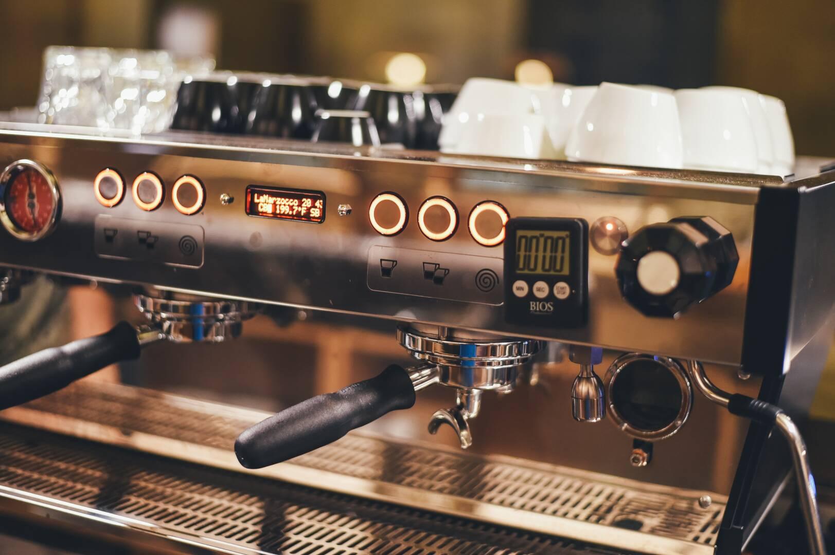 Kафе машини
