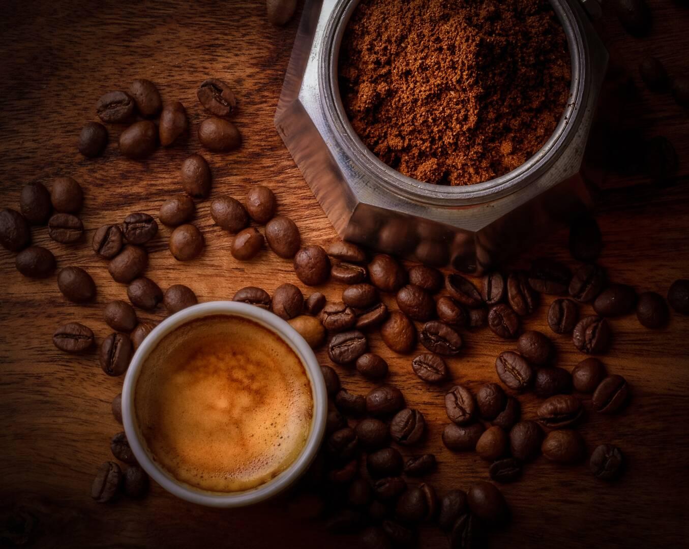 Kафе и напитки